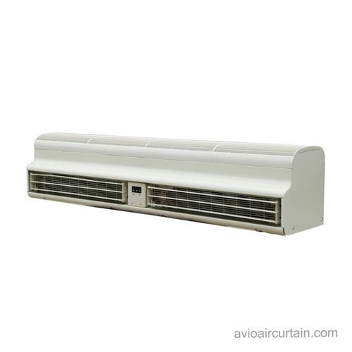 Heating Type Air Curtain Door Fm 1 5 15b 3d