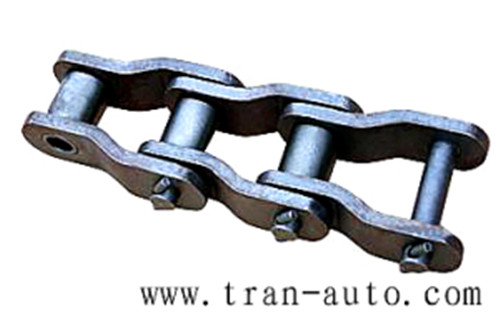 Heavy Duty Cranked Link Transmission Chain Oem