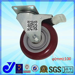 Heavy Duty Industrial Equipment Castere Wheel Castor From Caster Factory