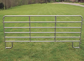 Heavy Duty Steel Horse Panels Enclose And Protect