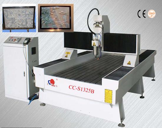 Heavy Model Marble Cnc Engraving Machine Cc Ms 1325b
