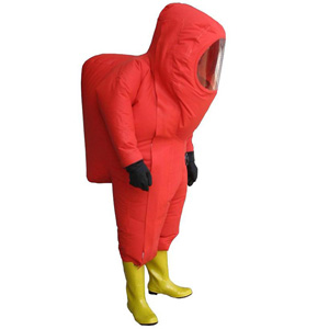 Heavy Type Chemical Protective Clothing