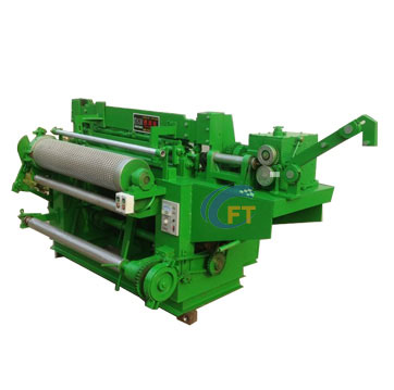 Heavy Welded Wire Mesh Machine