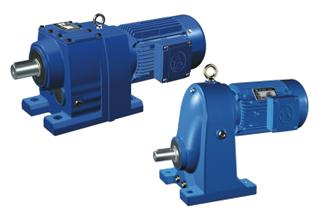 Helical Gearbox Tr Series