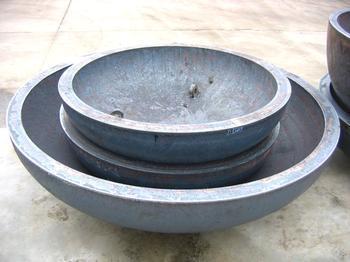 Hemispherical Cap Sch40 End Mss Sp 43 Carbon Steel Meng Cun Product