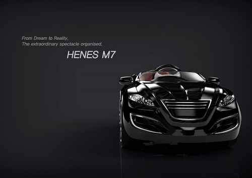 Henes M7 Electronic Ride On Car Equipped With World S Best Technology
