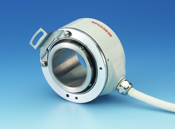 Hengstler Ri76td Incremental Shaft Encoder Hollow