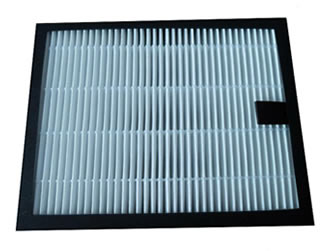Hepa Filter High Particles Filtering Efficiency
