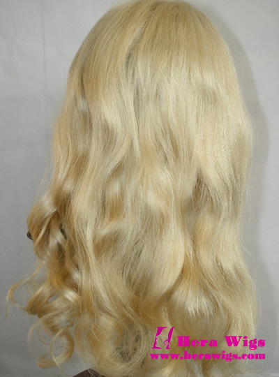 Hera Wavy Blonde Indian Hair Full Lace Wigs On Sale Herawigs Com