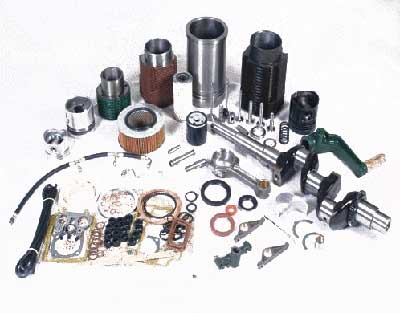 Hercules Diesel Engine Parts