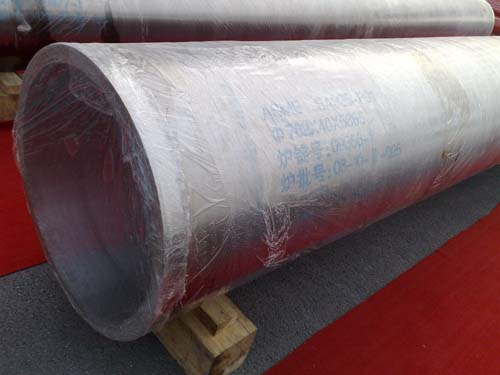 Hermal Expansion Pipe Anticorrosion Painting 12cr1movg Made In China