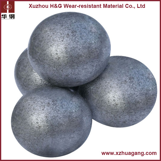 Hg High Chrome Cast Grinding Ball For Mining Cement