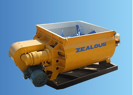Hgh Effective Js2000 3000 Concrete Mixer