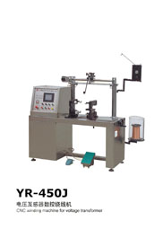 High Accurancy Cnc Coil Winding Machine For Voltage Transformer Yr 450j