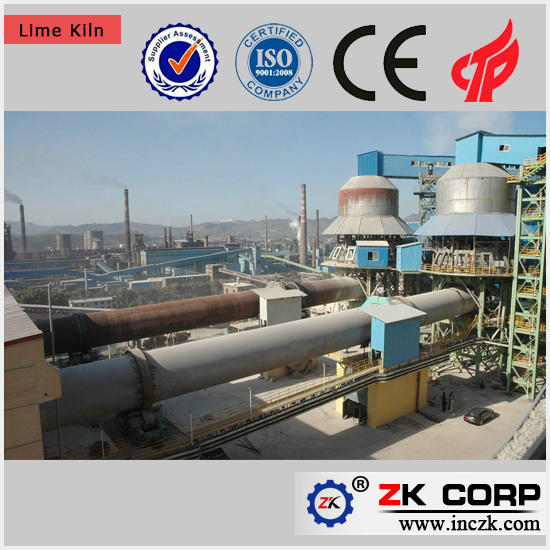 High Capacity Magnesium Metal Rotary Kiln
