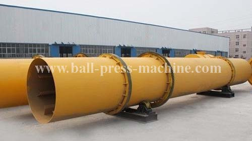 High Capacity Rotary Dryer Slime Drying Machine On Sale