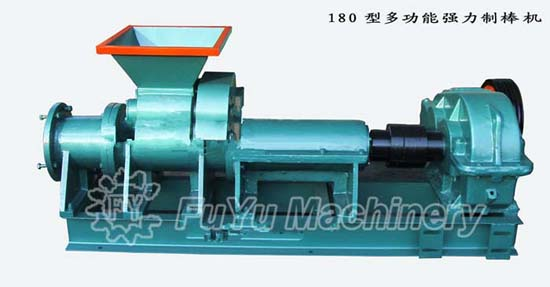 High Capacity Tf 180 Coal Rods Extruder From Factor