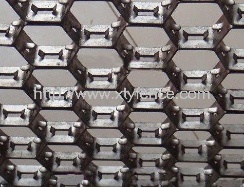 High Carbon Steel Tortoise Mesh