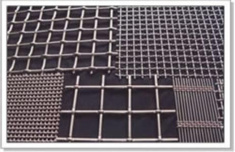 High Carbon Steel Wire Screen Mesh