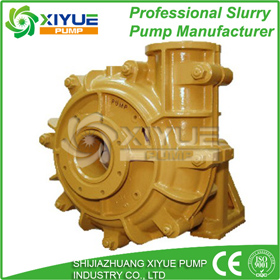 High Chrome Sand Slurry Pumps For Tailings Mining