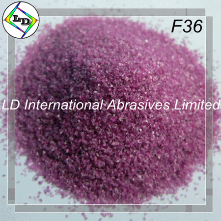 High Chromium Pink Aluminum Oxide