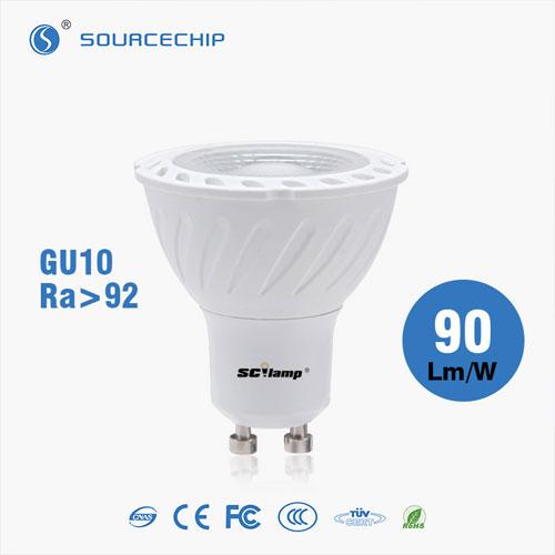 High Cri Gu10 Led Spot Light Manufacturers