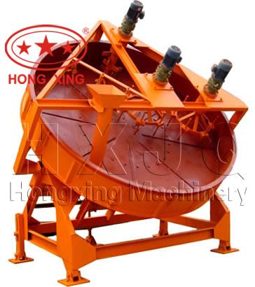 High Efficiency Disk Grain Making Machine