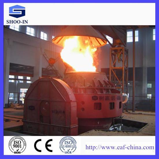 High Efficiency Effective Energy Saving Aod Furnace