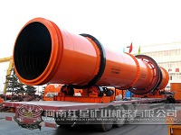 High Efficiency Rotary Dryer