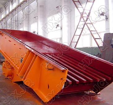 High Efficiency Vibrating Feeder For Mining