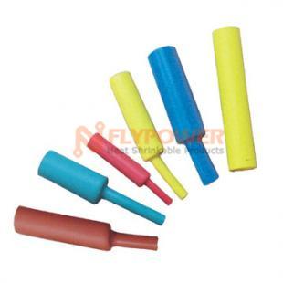 High Flexible Flame Retardant Polyolefin Thin Wall Heat Shrink Tubing Ratio 4 1