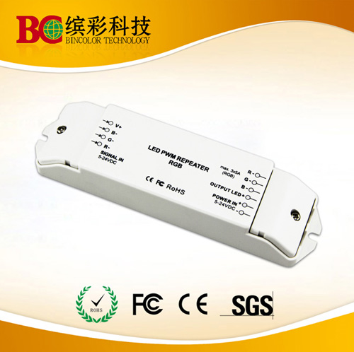 High Frequency Led Power Amplifier