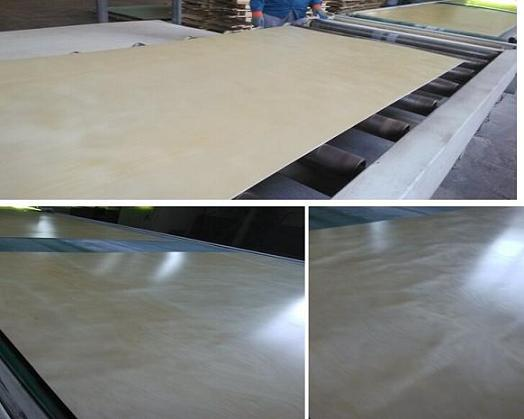 High Gloss One Face Or Double Uv Coating Plywood