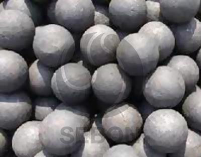 High Manganese Steel Ball Mill Balls
