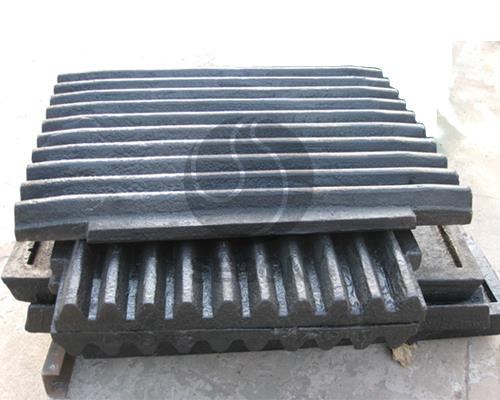 High Manganese Steel Cone Crusher Liner Plate
