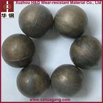 High Mdium Low Chrome Grinding Media Ball For Sag Mill