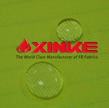 High Performance Fr Oil Waterproof Garment Fabric