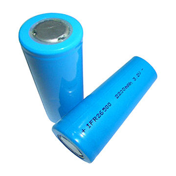 High Power Lifepo4 Rechargeable Lithium Battery 3 2v Ifr18650 For Communication Equipment E Bike