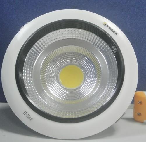 High Power Recessed Led Downlight Cob Or Smd 10w 16w 20w