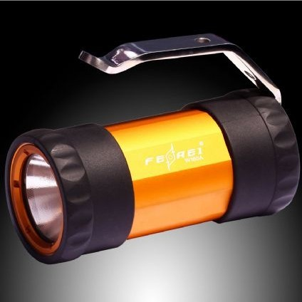 High Power Yellow Beam Rechargeable Diving Searchlight W160a