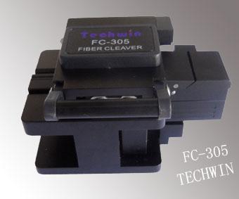 High Precision Fiber Optic Cleaver With Trash Bin Fc 305