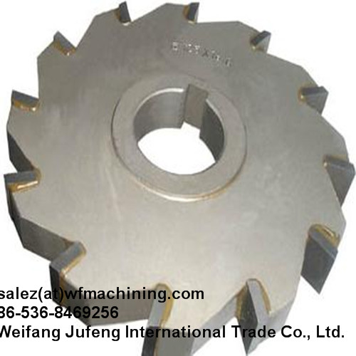 High Precision Metal Saw Cutter For Cnc Mill Machine From China