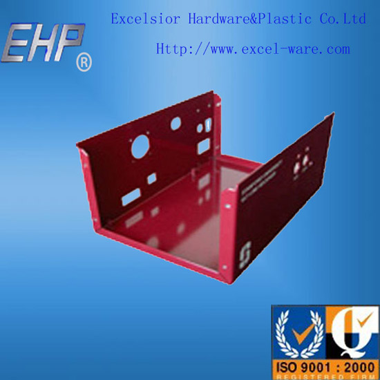 High Precision Sheet Metal Fabrication Enclosure Product