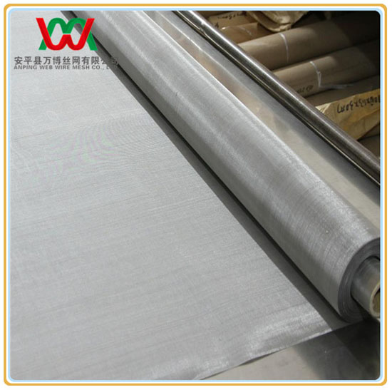 High Precision Stainless Steel Woven Fabrics