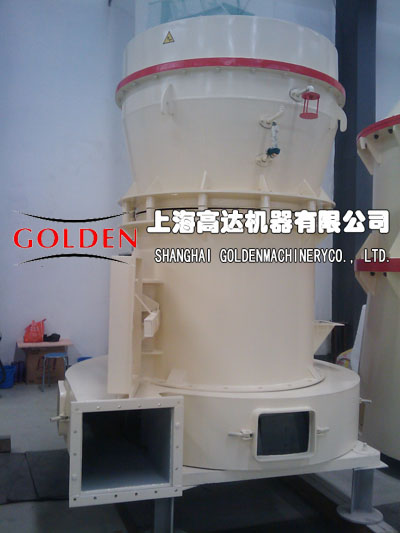High Pressure Grinding Mill Model Parts