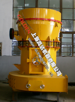 High Pressure Grinding Mill Produce Facility