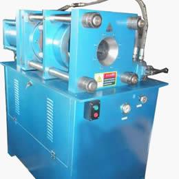 High Pressure Hose Crimping Machine