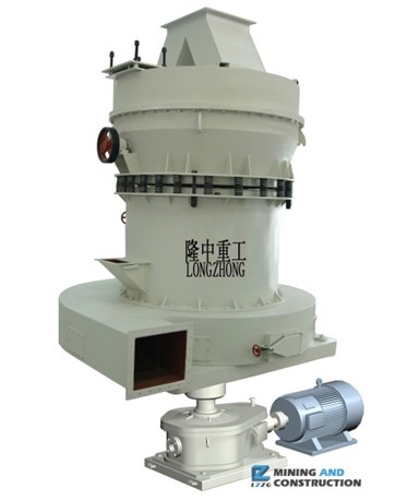 High Pressure Suspension Mill Milling Machinery