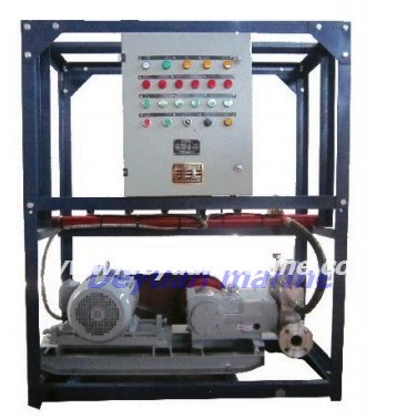 High Pressure Water Base Fire Extinguishing System