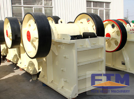 High Production Barite Crusher